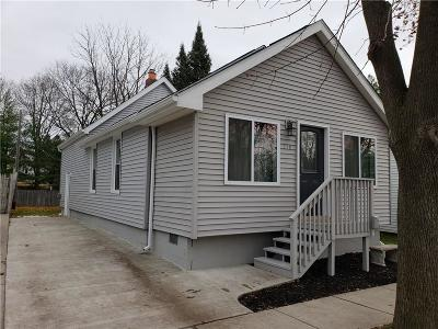 Lapeer Single Family Home For Sale: 178 Higgins St