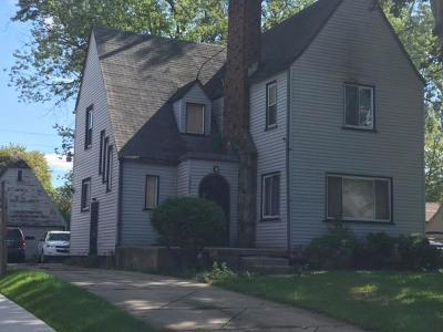 Detroit Single Family Home For Sale: 14364 Rutland St