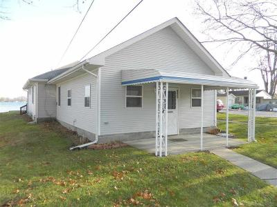 St. Clair Rental For Rent: 9423 N River Rd