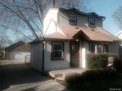 Oakland Rental For Rent: 16244 Kirkshire Ave
