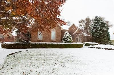 Wayne Single Family Home For Sale: 46575 Red Oak Dr