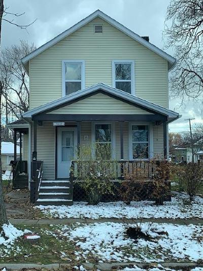 St. Clair Multi Family Home For Sale: 1234 Gillett