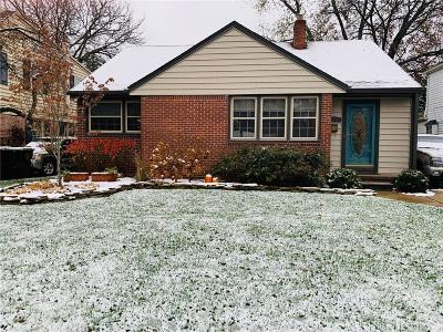 Wayne Single Family Home For Sale: 2371 Winthrop St