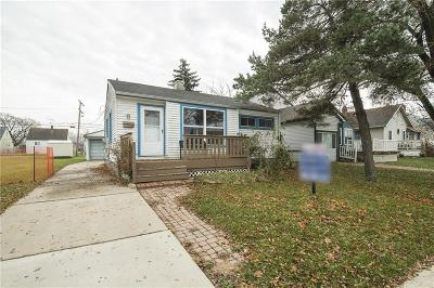 Wayne Single Family Home For Sale: 3111 John R St