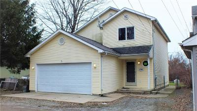 Macomb Single Family Home For Sale: 47144 Forton Rd