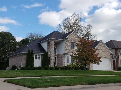 Chesterfield  Single Family Home For Sale: 51230 Caroline Dr