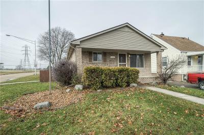 Trenton Single Family Home For Sale: 5160 Argonne St