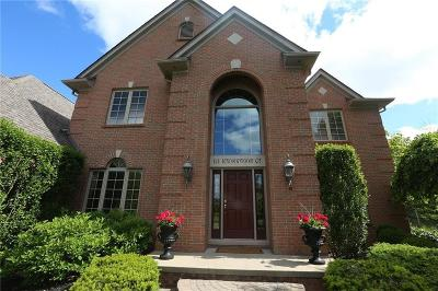 Rochester Single Family Home For Sale: 114 Knorrwood Crt