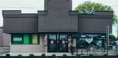 Commercial Lease For Lease: 1175 E Fourteen Mile Rd