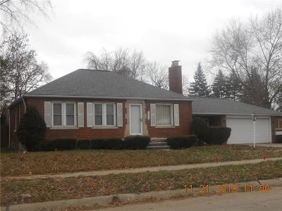 Harper Woods Single Family Home For Sale: 18919 Old Homestead Dr