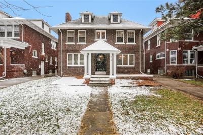 Detroit Single Family Home For Sale: 2418 Edison St