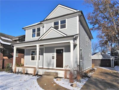 Royal Oak Single Family Home For Sale: 420 W Harrison