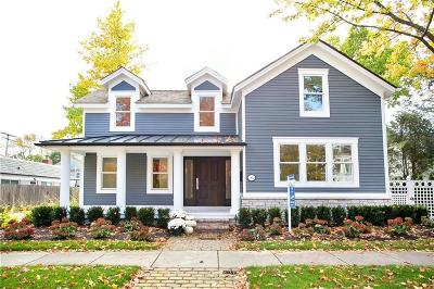 Birmingham Single Family Home For Sale: 505 Townsend St