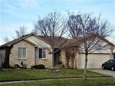 Chesterfield  Single Family Home For Sale: 52153 Hickory Dr
