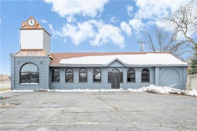 Commercial/Industrial For Sale: 25655 Woodward Ave