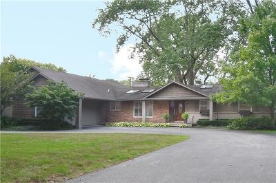 Bloomfield Hills Single Family Home For Sale: 3045 Middlebury Ln