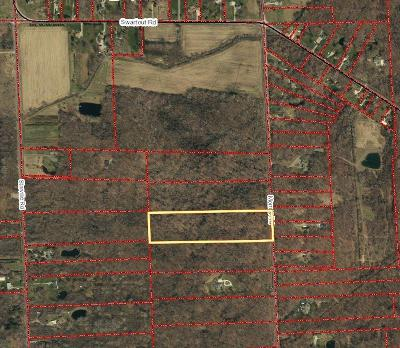 Residential Lots & Land For Sale: 8296 Morrow Rd