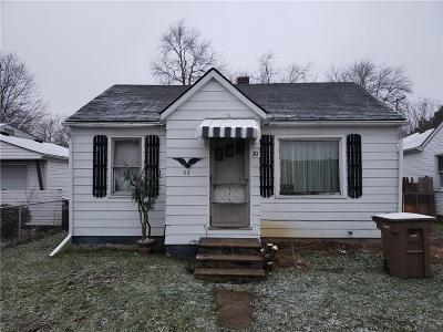 Pontiac Single Family Home For Sale: 30 W Yale Ave