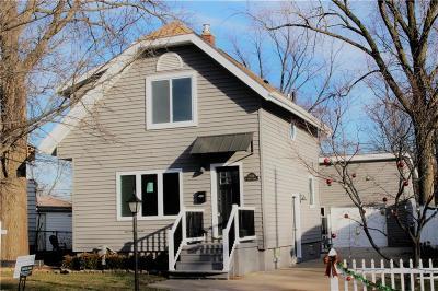 Ferndale Single Family Home For Sale: 3036 Horton St
