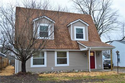Royal Oak Single Family Home For Sale: 3521 Woodland Ave