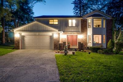 Bloomfield Hills Single Family Home For Sale: 2738 Bridle Rd