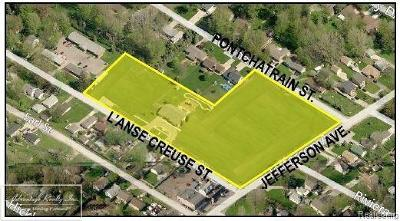 Harrison Twp Residential Lots & Land For Sale: 36727 Jefferson Ave