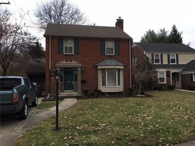 Dearborn Single Family Home For Sale: 3456 Eastham Rd