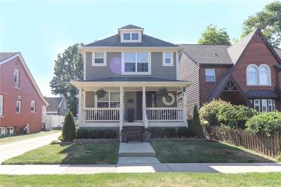 Royal Oak Single Family Home For Sale: 521 N Center St