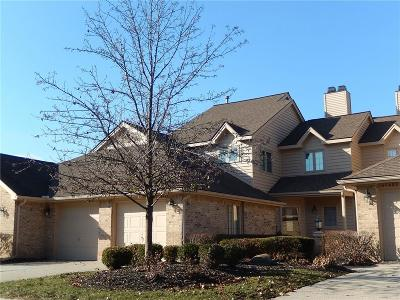 Northville Condo/Townhouse For Sale: 47494 Blue Heron Dr S