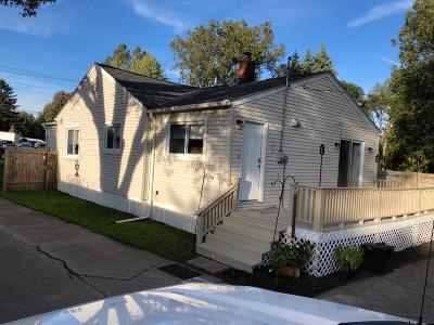 Shelby Twp Single Family Home For Sale: 4980 Auburn Rd