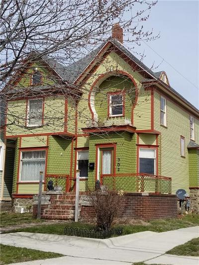 Port Huron MI Single Family Home For Sale: $69,900