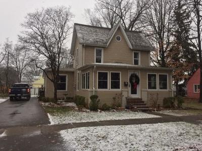 Romeo, Richmond Single Family Home For Sale: 122 Pleasant St