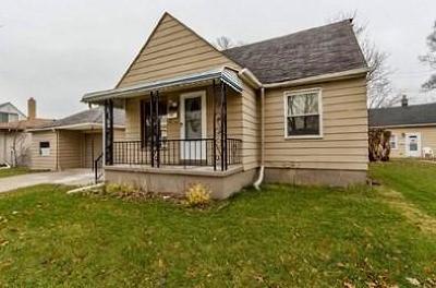 Allen Park Single Family Home For Sale: 14603 Paris St