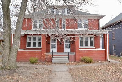 Dearborn Multi Family Home For Sale: Park St