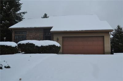 Lapeer Single Family Home For Sale: 3432 Timberview Trl