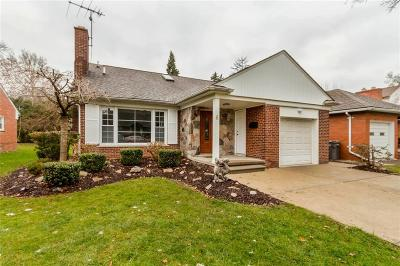 Dearborn Single Family Home For Sale: 6 Ashby Ln