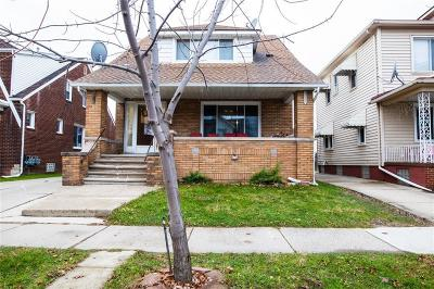 Dearborn Single Family Home For Sale: 4927 Horger St
