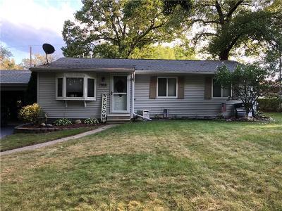 Clarkston Single Family Home For Sale: 4811 Algonquin Blvd