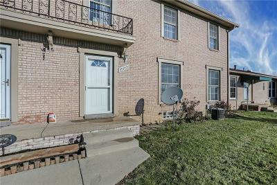 Sterling Heights MI Condo/Townhouse For Sale: $130,000