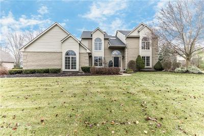 Canton Single Family Home For Sale: 7395 Stonebrook Dr