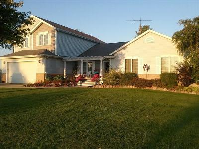 Lapeer Single Family Home For Sale: 5212 Cedar Creek Rd