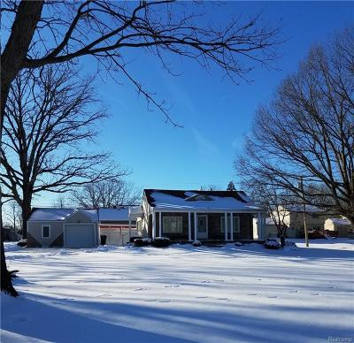 Canton Single Family Home For Sale: 1613 Oakview Dr