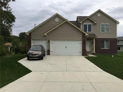 Rochester Hills Single Family Home For Sale: 2919 Dearborn Ave