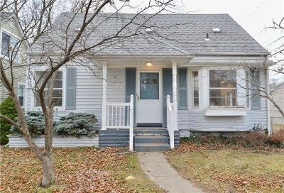 Dearborn Single Family Home For Sale: 1430 May St