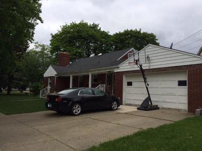 Dearborn Single Family Home For Sale: 7521 Esper Blvd