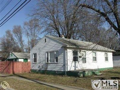 Warren Single Family Home For Sale: 2103 Pearl Ave