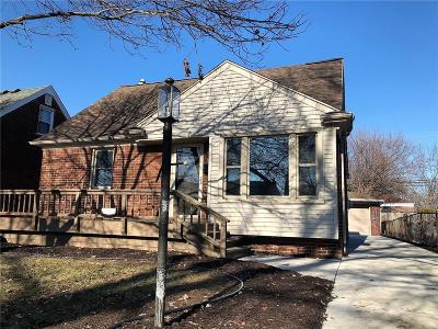 Allen Park MI Single Family Home For Sale: $200,000