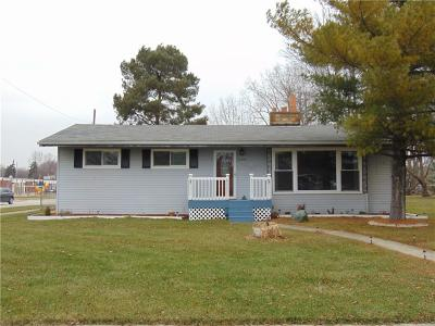 Warren MI Single Family Home For Sale: $125,000