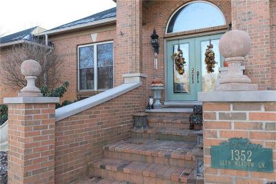 Oakland Single Family Home For Sale: 1352 Glen Meadow Ln