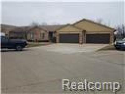 Clinton Township Condo/Townhouse For Sale: 37196 Glenbrook Dr